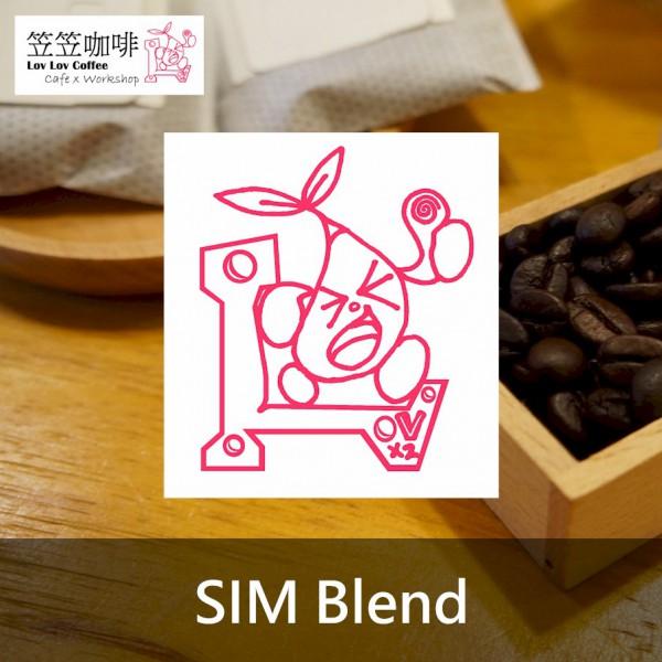 SIM Blend